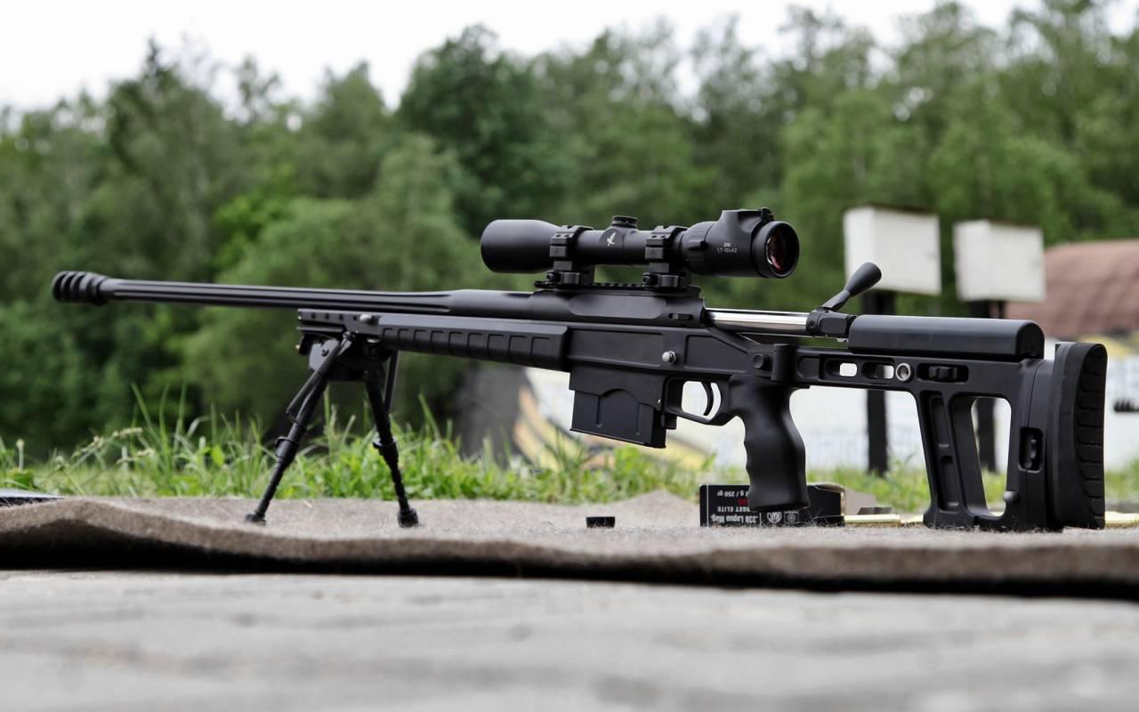 Снайперская система «Точность»