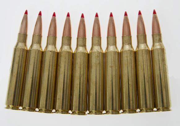 Снайперские патроны