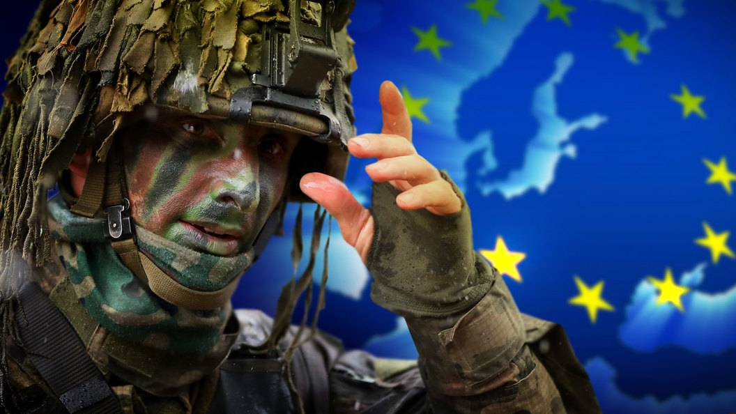 Солдат Евросоюза