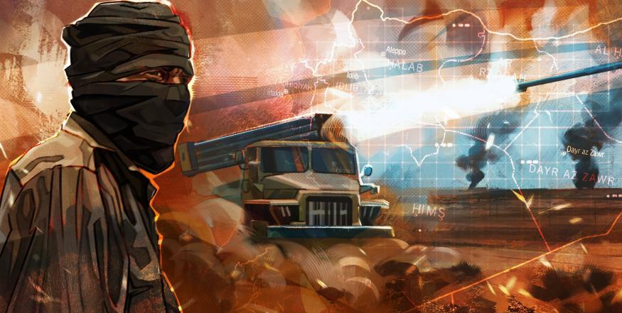 Террористы на Ближнем Востоке