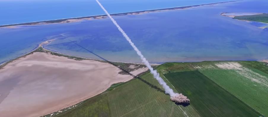 Запуск «Ольхи»