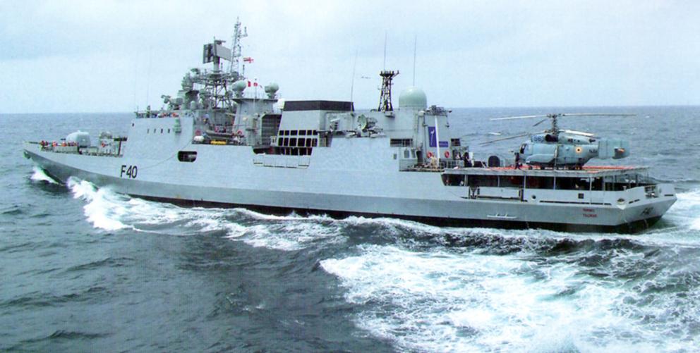 фрегат проекта 11356