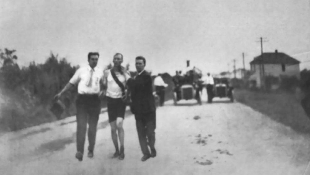 Победитель марафона 1904 года