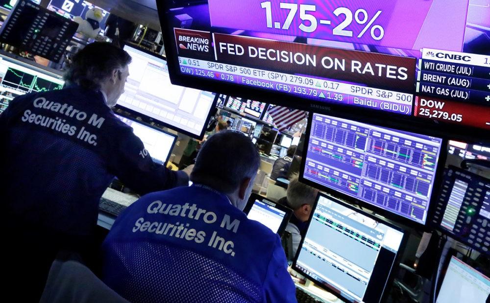 Процентная ставка доллара
