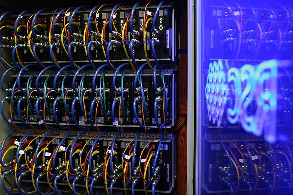 Современный суперкомпьютер