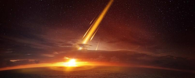 Загадочный объект из облака Оорта