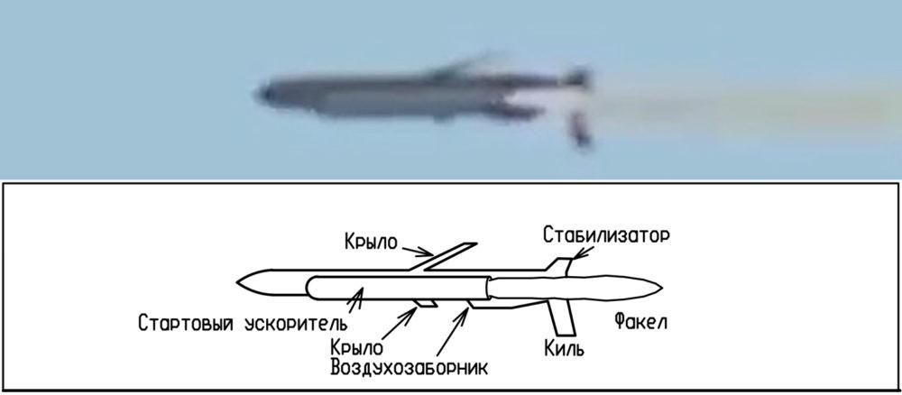 """""""Буревестник"""" в полёте"""