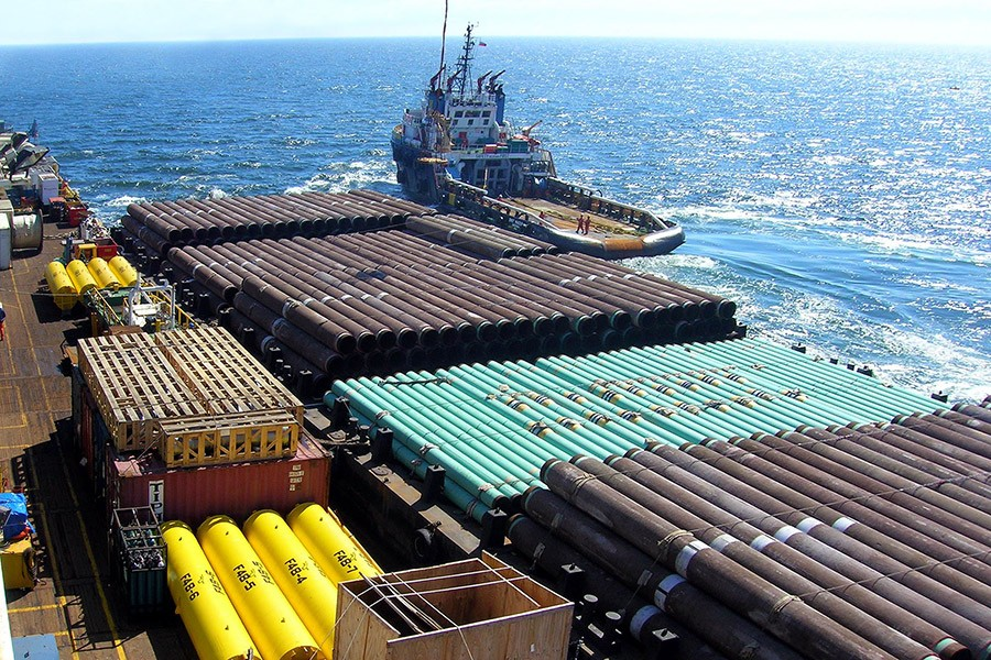Доставка грузов для проекта «Сахалин-1»