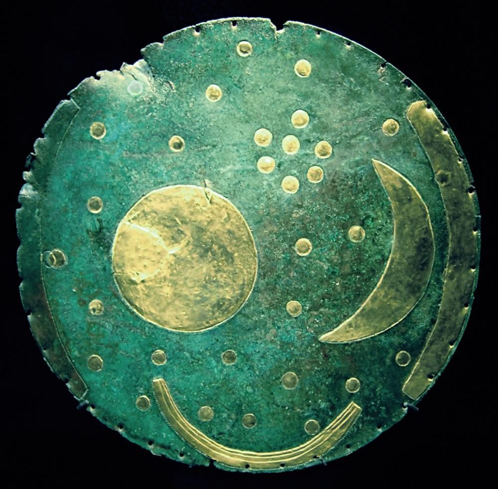 Небесный диск из Небры