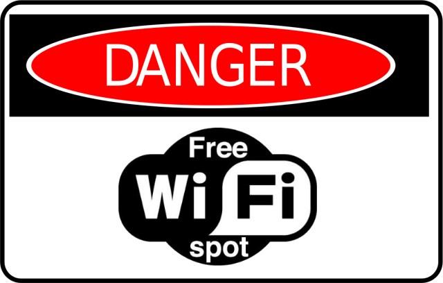 Опасность бесплатного Wi-Fi