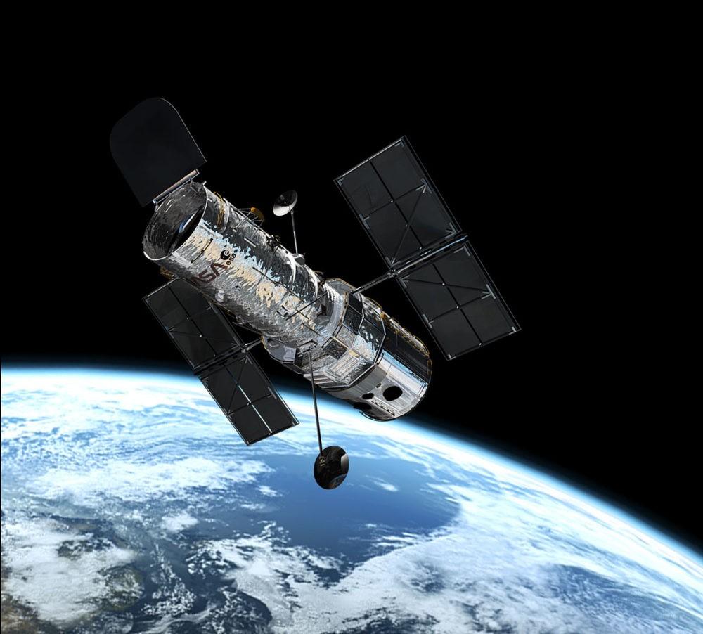 Орбитальный телескоп Хаббла