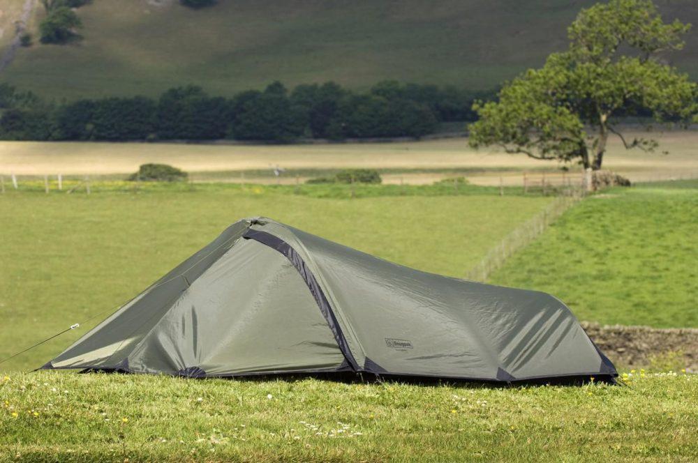 Палатка-гробик