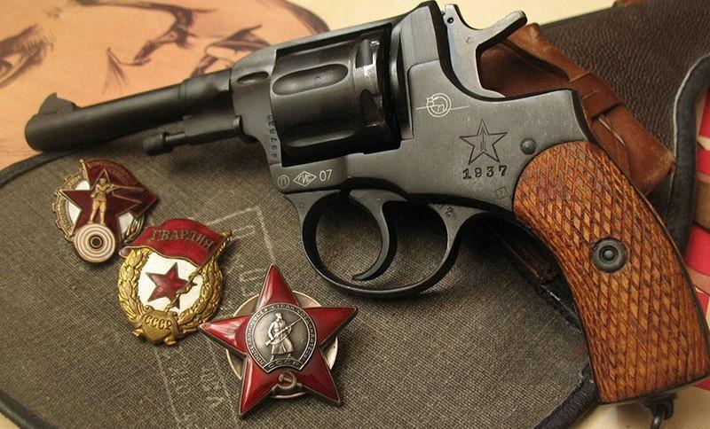 Револьвер Нагана