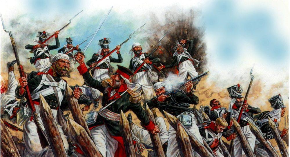 Солдаты Карягина