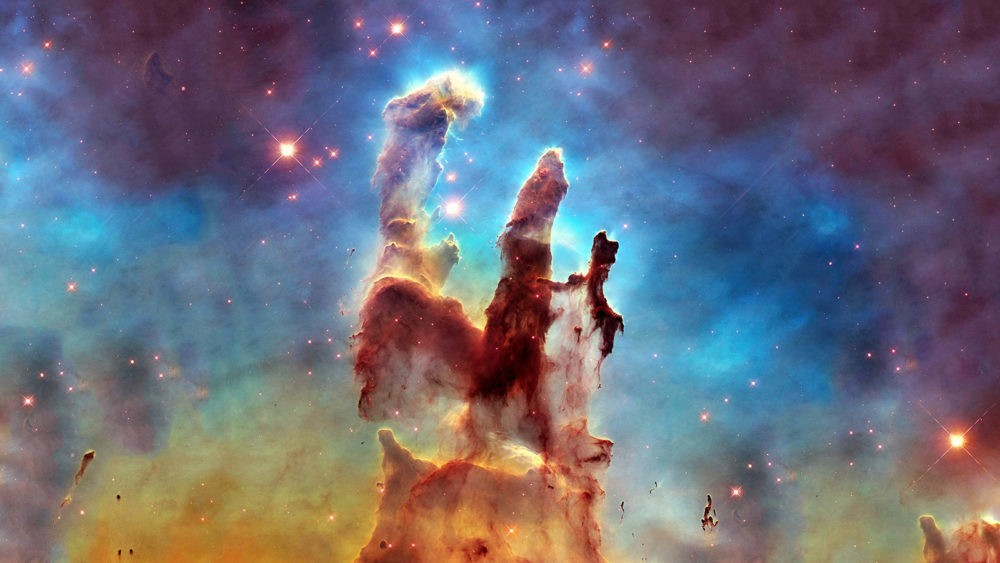 «Столпы творения»