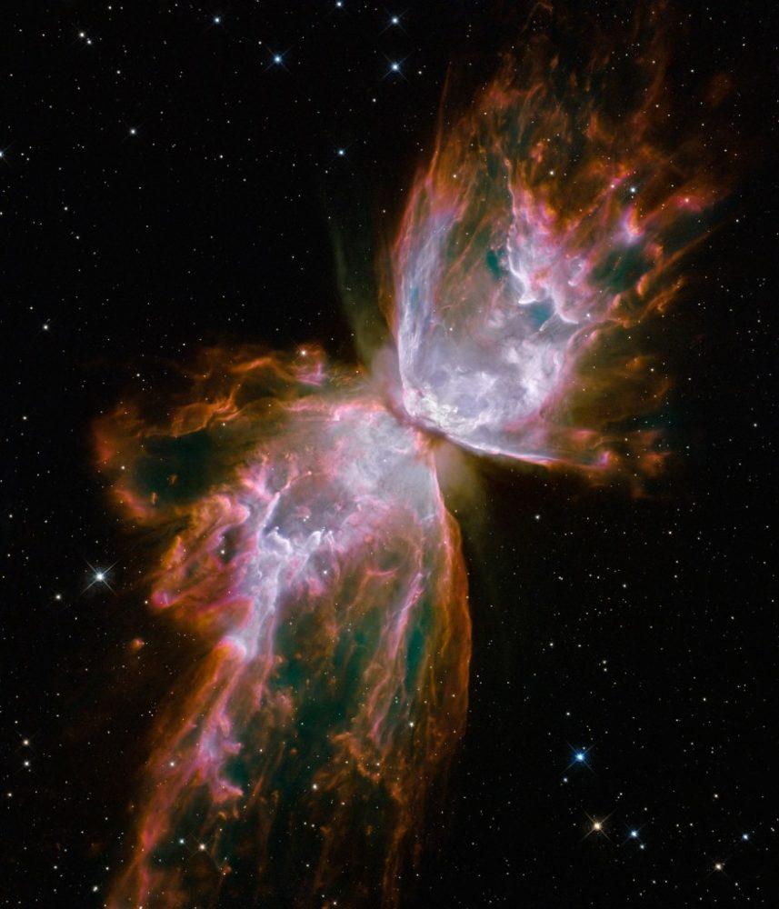 «Умирающая» звезда