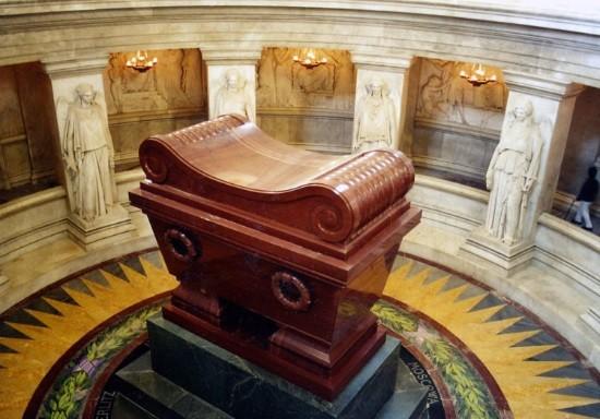 Захоронение Бонапарта