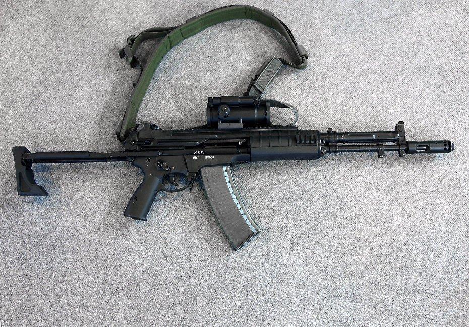 А-545, конкурент АК-12