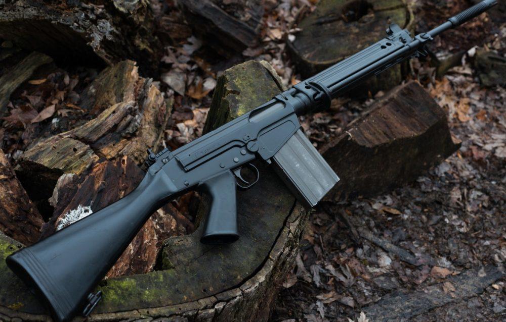 Австрийская модель FN FAL