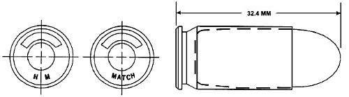 Ball, Match, M1911