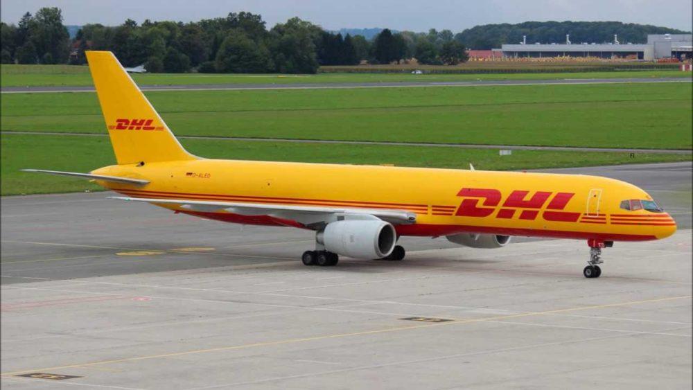 Boeing 757-200F