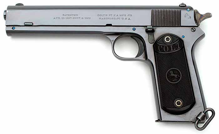 Colt M1902