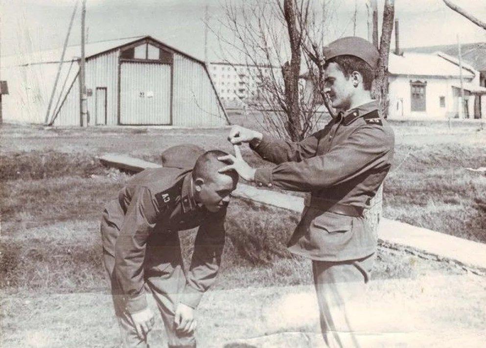 Дедовщина в СССР