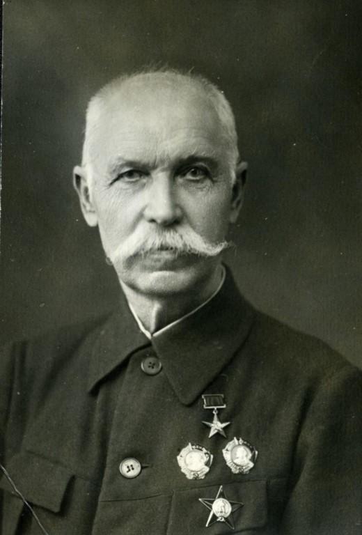 Федор Токарев