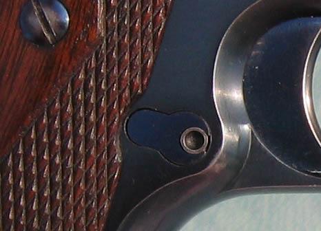 Фиксатор магазина Colt M1911