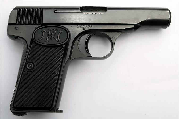 FN Browning 1910