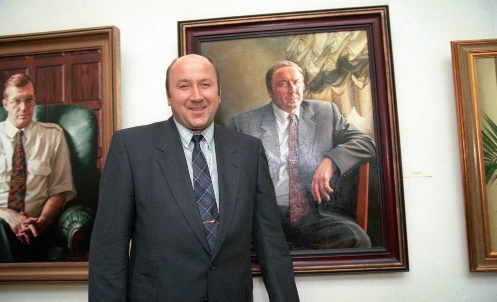 Генерал Коржаков