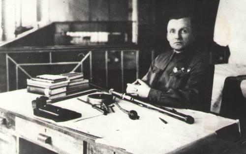 Георгий Шпагин
