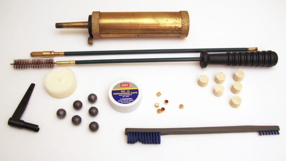 Инструменты для чистки Кольта