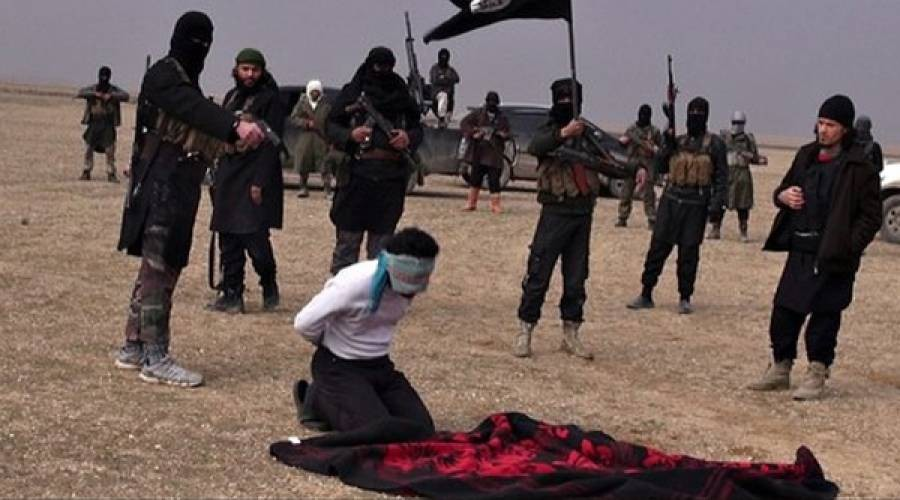 Казнь ИГИЛ