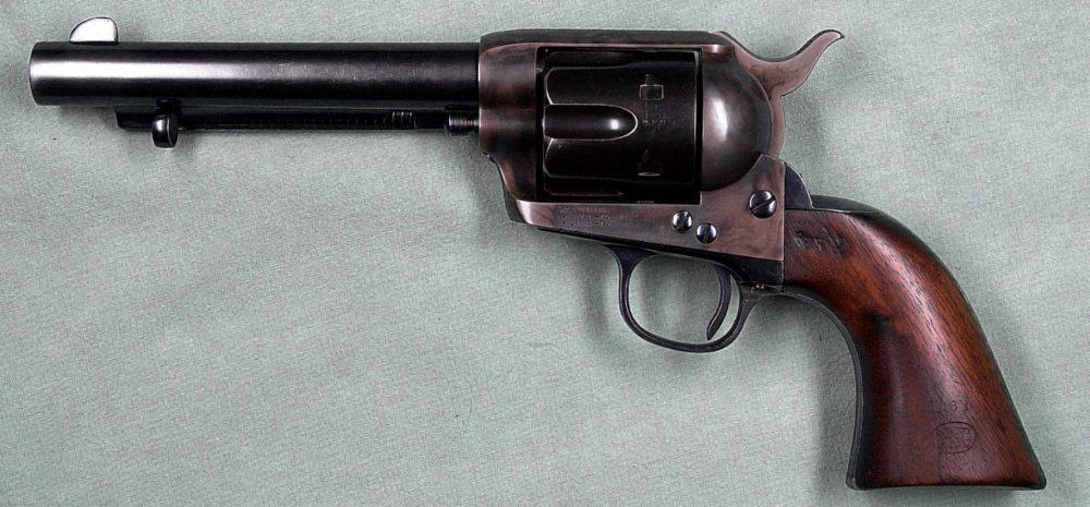 Кольт M1873 «Миротворец»