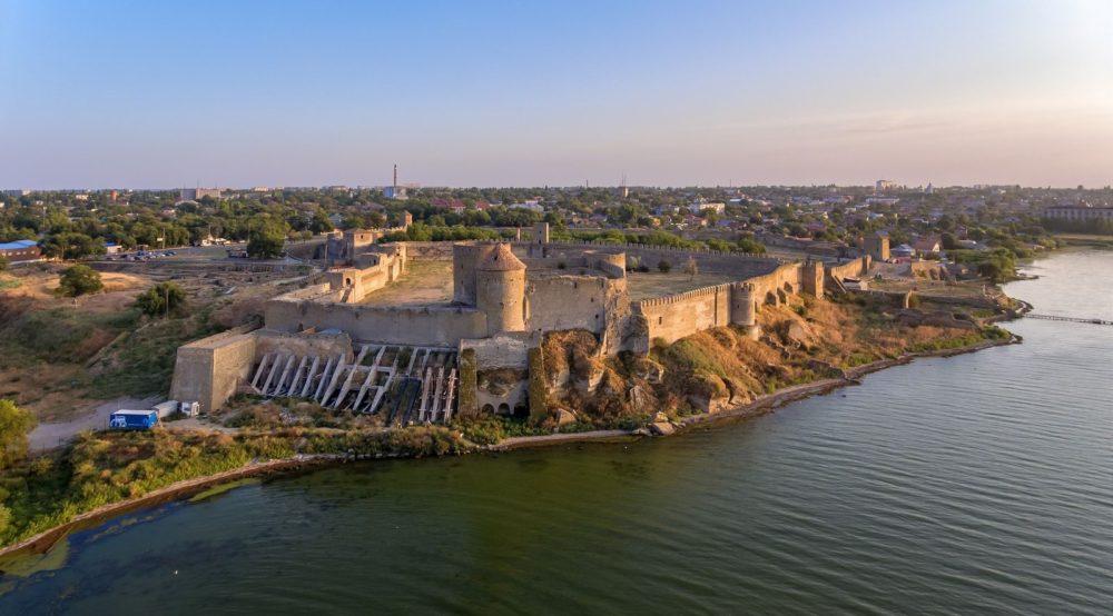 Крепость Измаил