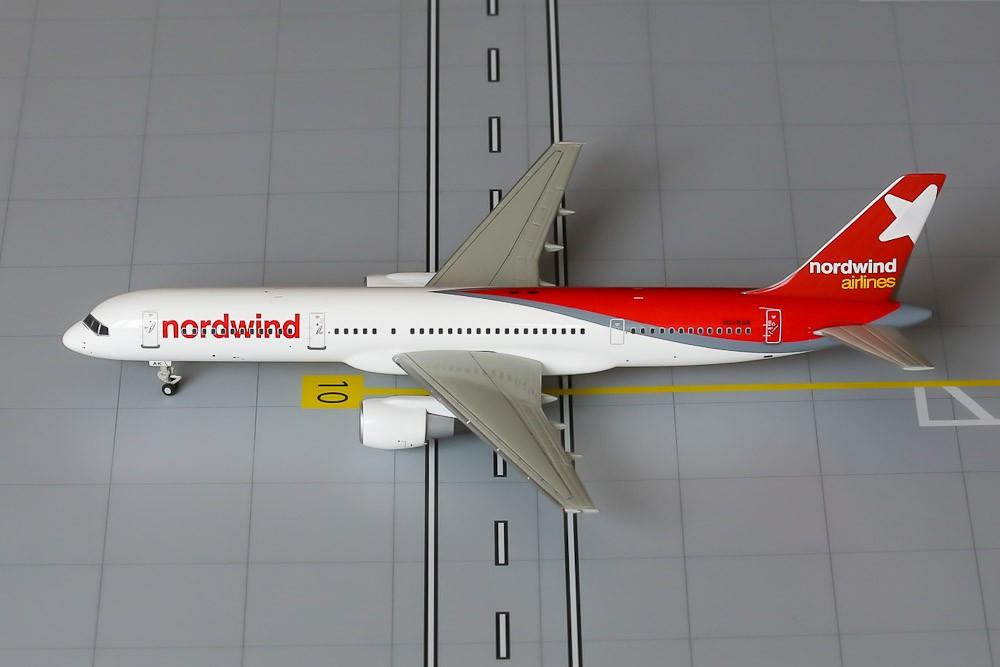 Модель Boeing 757