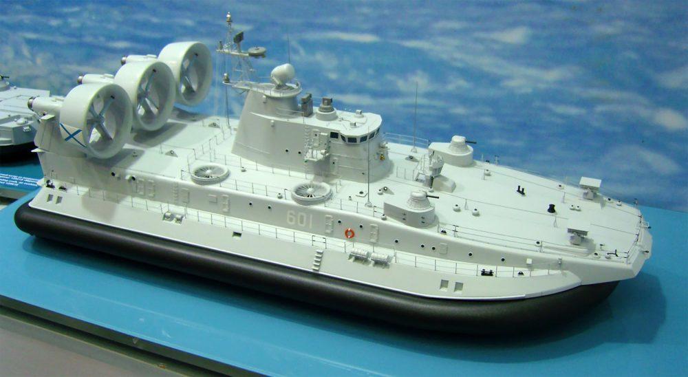 Модель проекта 12322