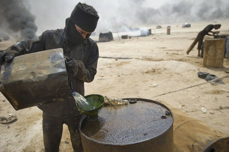 Нефть ИГИЛ
