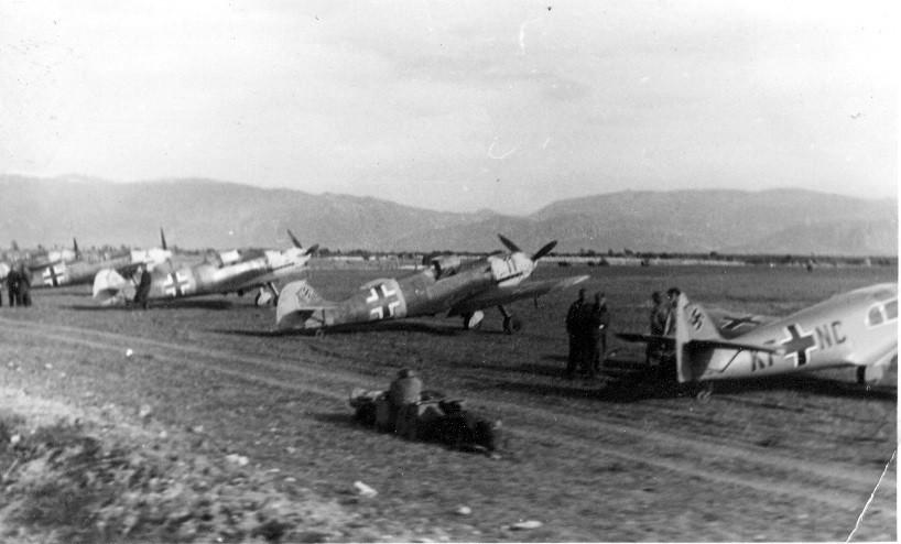 Немецкий аэродром