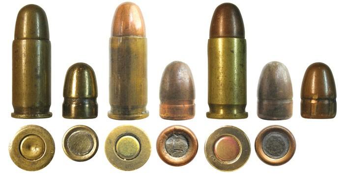 Патроны 7.65 мм Browning