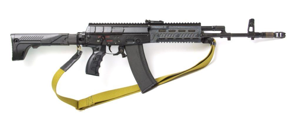 Первоначальный АК-12