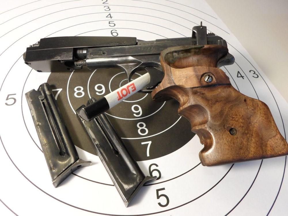 Пистолет Марголина сегодня