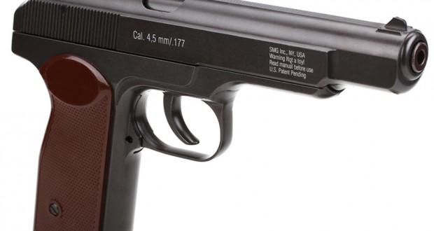 Пневматический пистолет Gletcher