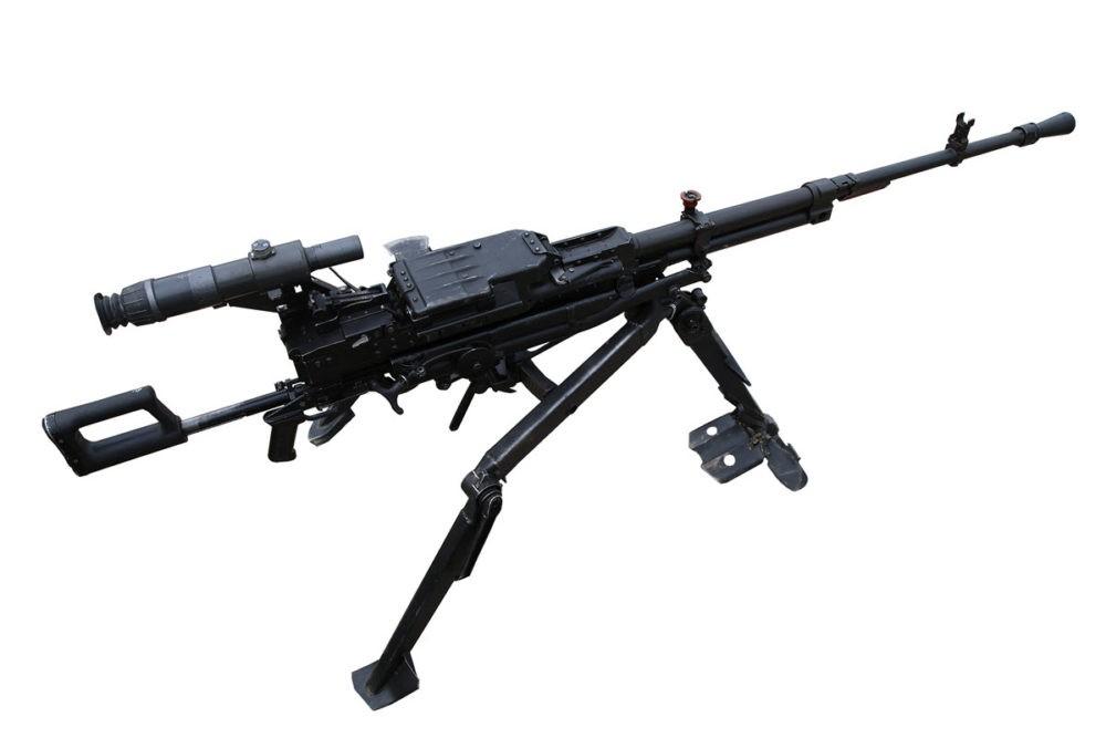 Пулемет «Утес»