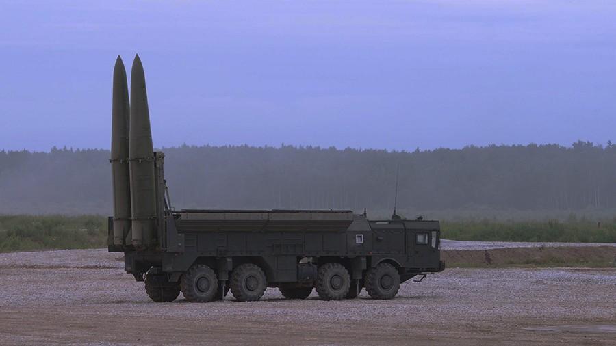 Ракеты в боевом положении