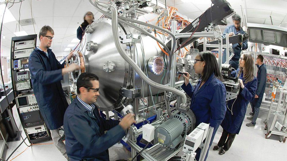 Реактор Lockheed Martin