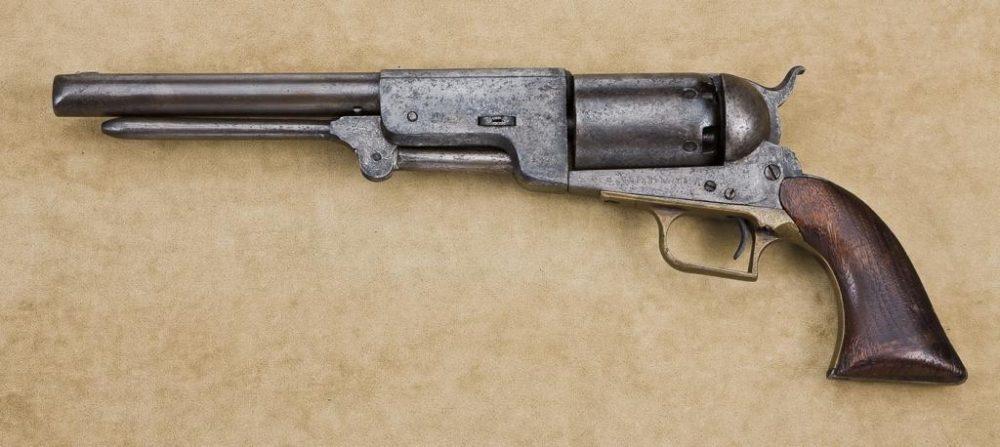 Револьвер Кольта 1847 г.