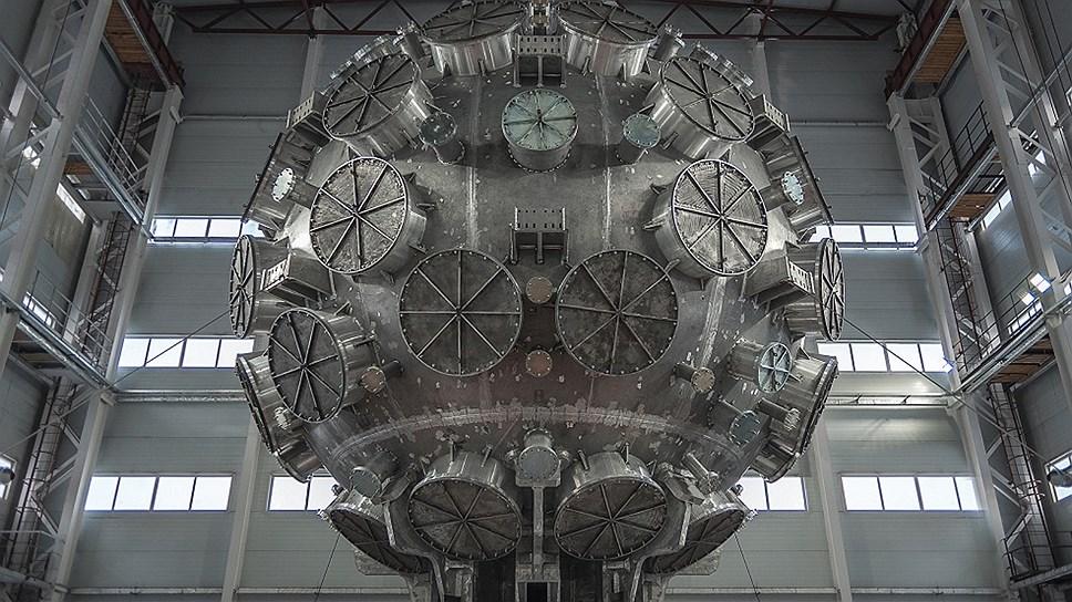Российский термоядерный реактор