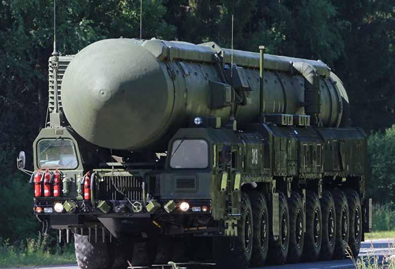 РС-26 «Рубеж»